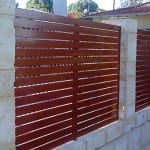 Aluminium Slat (Timber Look)