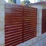 Aluminium Slat (Timber Look)