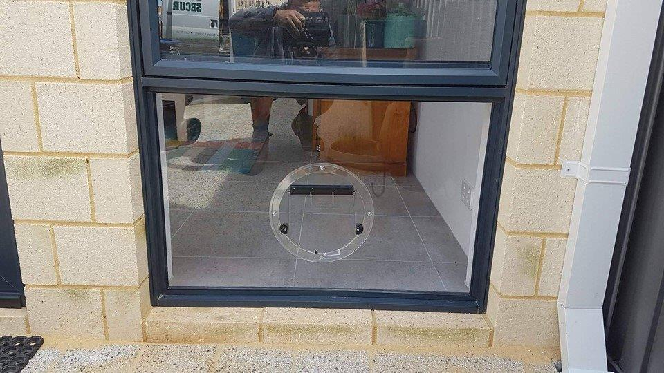 Pet Doors Perth Rockingham Beards Security