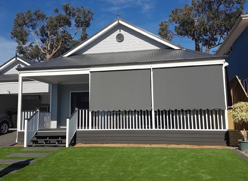 Retractable Awnings Perth Rockingham Beards Security