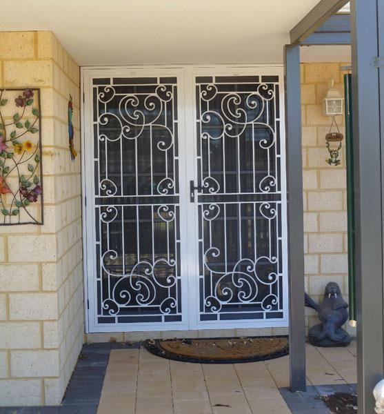 Decorative Doors Perth Rockingham Beards Security