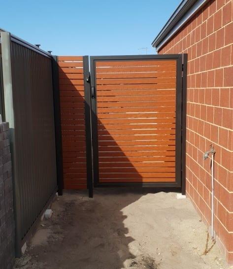 Aluminium Slat Infill Fencing Amp Gate Beards Security