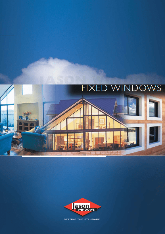 Jason Windows - Fixed Windows